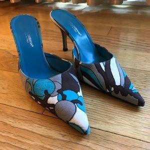 Vintage Dolce & Gabbana Pointy Heels. Size 7.